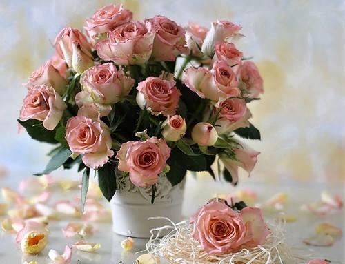 des fleurs pour mes amies