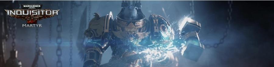NEWS : Warhammer 40 000 : Inquisitor : Martyr, Saison 2