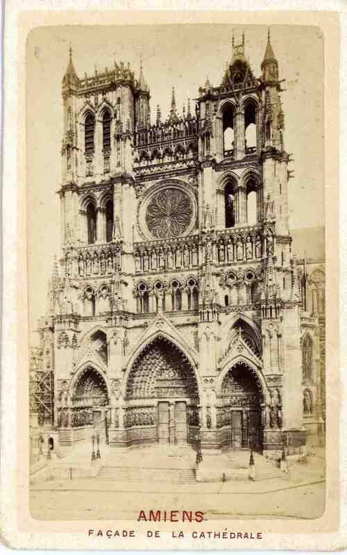Amiens par les frères Neurdein