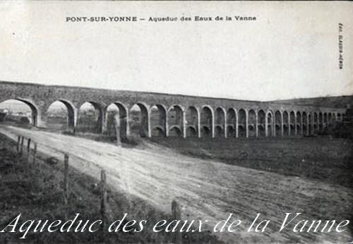 cartes-postales-photos-Aqueduc-des-Eaux-de-la-Vanne-PONT-SU
