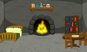 Jouer à Spooky castle survival escape day 2