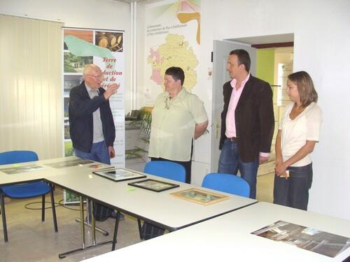 Les résultats du Concours-Photo des Vitrines Châtillonnaises...