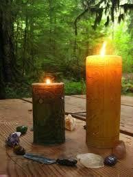 """Résultat de recherche d'images pour """"les bougies mystiques pour réaliser les voeux"""""""
