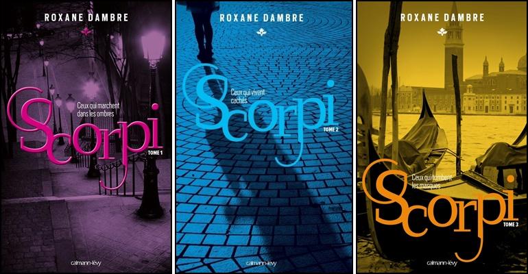 Scorpi - La trilogie