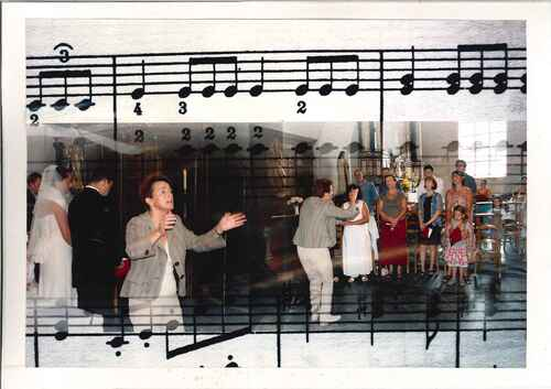 La chorale des jeunes