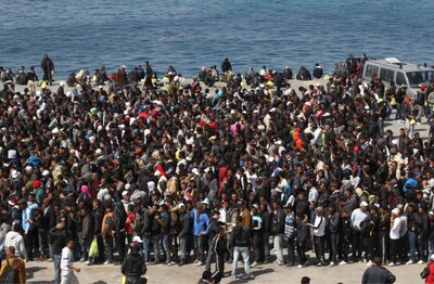 Français ne vois-tu pas venir à grandes enjambées cet islam qui fait peur?