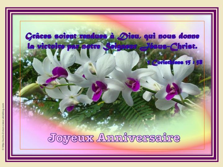 Joyeux Anniversaire Franca