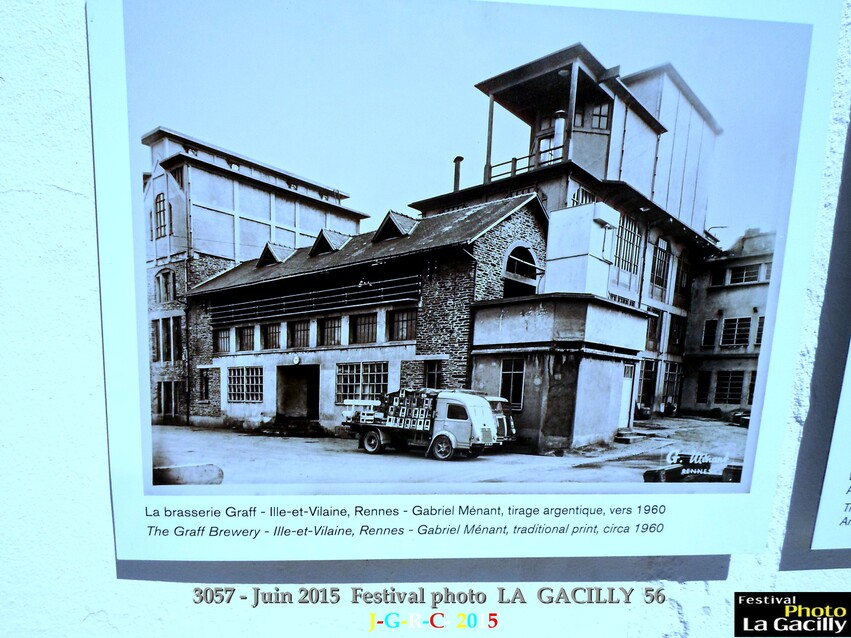 EXPOSITION PHOTO 2015  N° 7  LA  GACILLY  56  1/3   29/07/2015