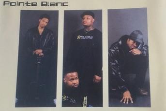 POINTE BLANC - DEMO (EP PROMO 2000)