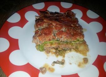 Lasagnes Paléo