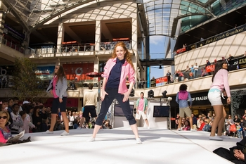 Cabot Circus spring-summer fashion show 11