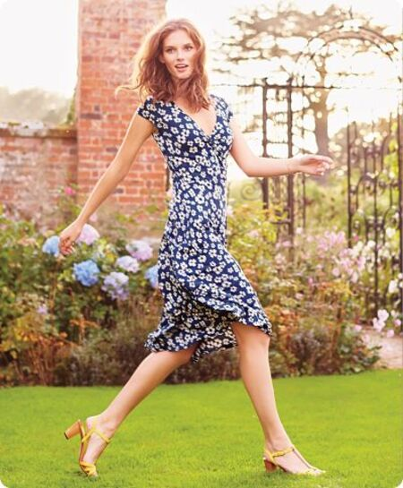 La collection printemps 2014 de Boden