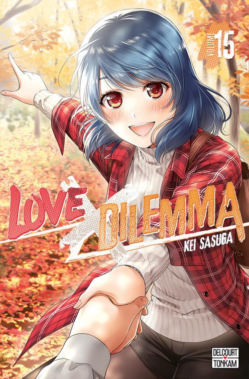 Love x dilemma - Tome 15 - Kei Sasuga