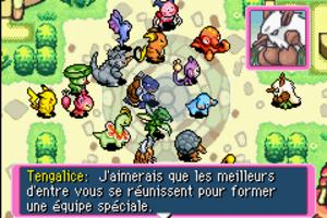 Pokémon Donjon Mystère - Chapitre 15 -