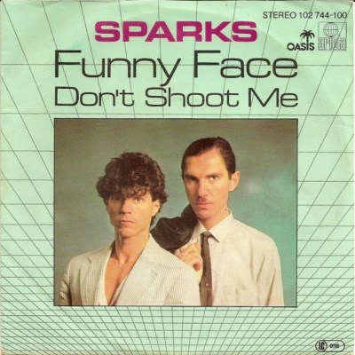 Sparks - Funny Face - 1981
