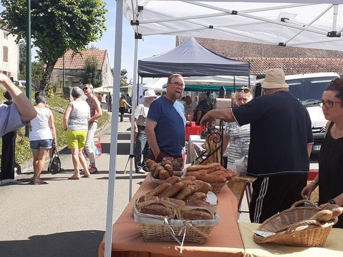 marché gourmand du 19.07.2020