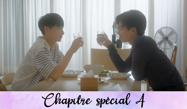 Chapitre spécial 4: Daily Lives of Khai and Third (Extreme Wifey Episode)