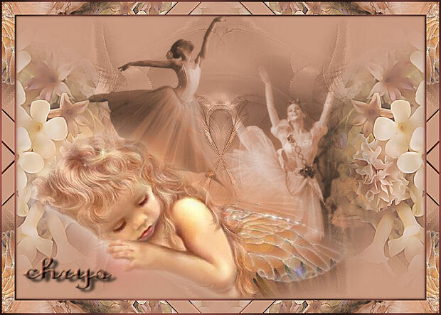 Le rêve d un ange