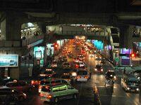 Circulation à Bangkok
