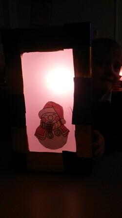 Les boites de Noël