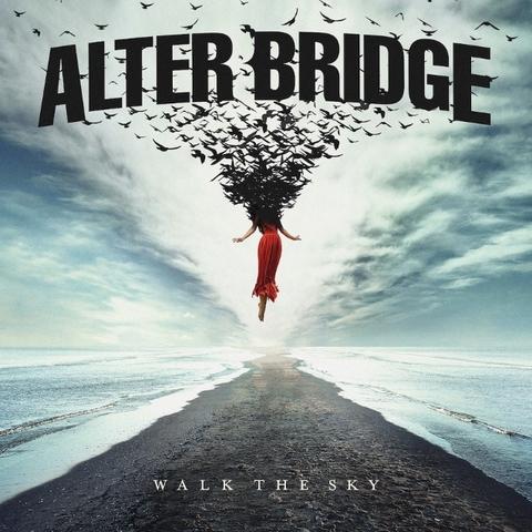 ALTER BRIDGE - Un nouvel extrait de l'album Walk The Sky dévoilé