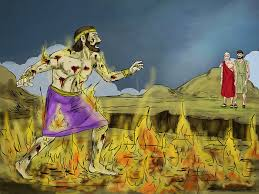 """Résultat de recherche d'images pour """"le riche en enfer et le pauvre avec abraham"""""""
