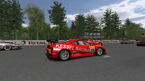 Team Kessel Racing Ferrari430 GT3