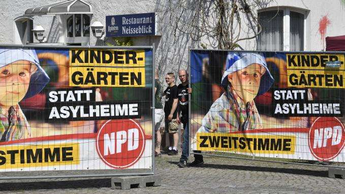 Un festival néonazi se tient en Allemagne pour commémorer l'anniversaire de la naissance d'Adolf Hitler