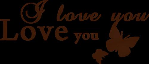 Petits Mots d'Amour Série 3