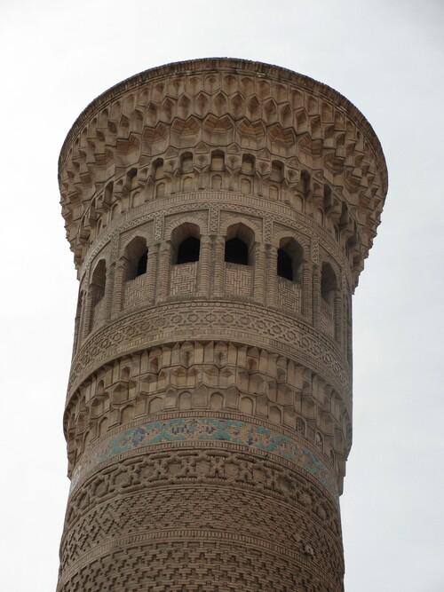 10- Le minaret Kalon
