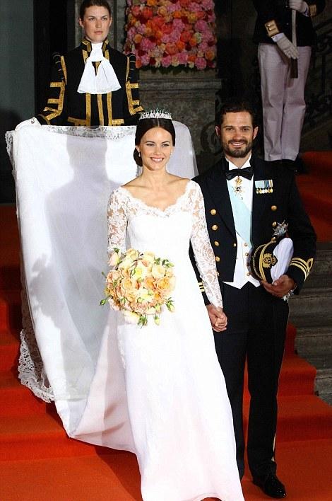 Carl Philip et Sofia