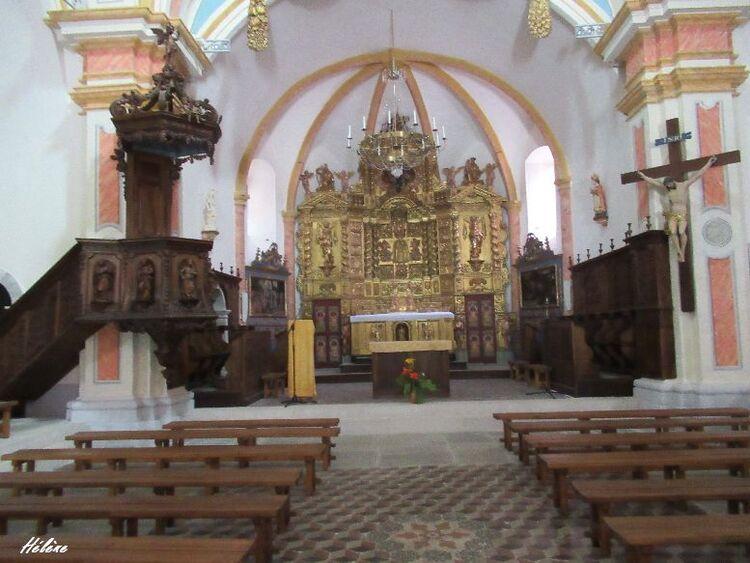 Notre Dame de la vie (St Martin de Belleville 73)
