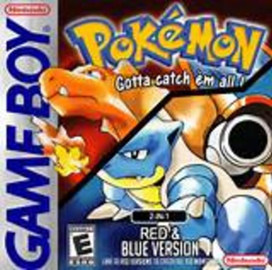 Résultat d'images pour jeu  Pokémon rouge
