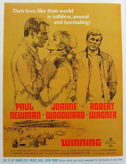 WINNING BOX OFFICE 1969