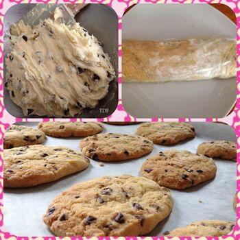 Cookies moelleux et faciles