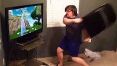 Attention aux jeux vidéos