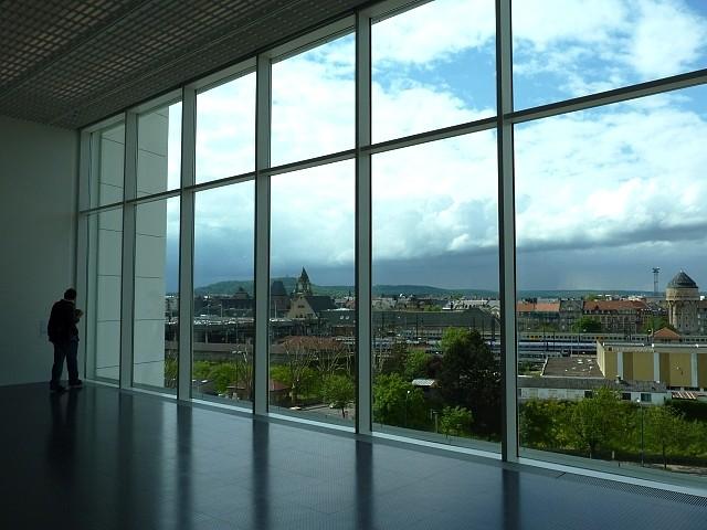 Galeries du Centre Pompidou-Metz 20 Marc de Metz 29 02 2013