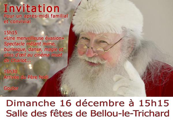 Noël pour petits et grands dimanche 16 décembre