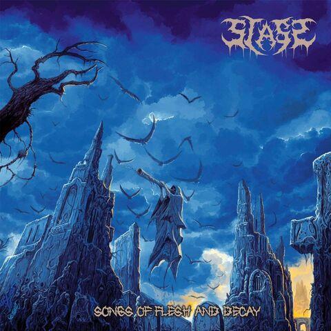 STASS - Détails et extrait du nouvel album Songs Of Flesh And Decay