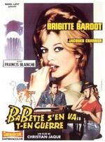 Babette s'en va t-en guerre avec Brigitte Bardot