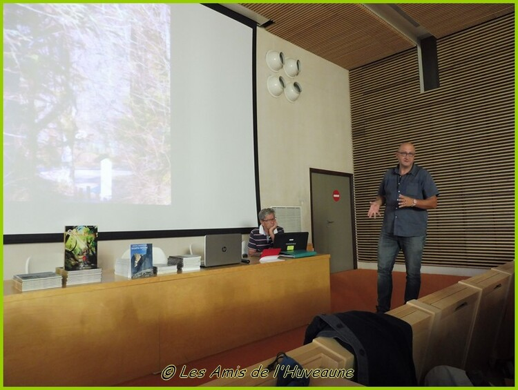 La conférence d'Axel Graisely du 14 septembre 2017