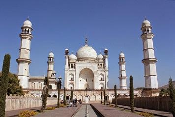 Le petit Taj Mahal ...