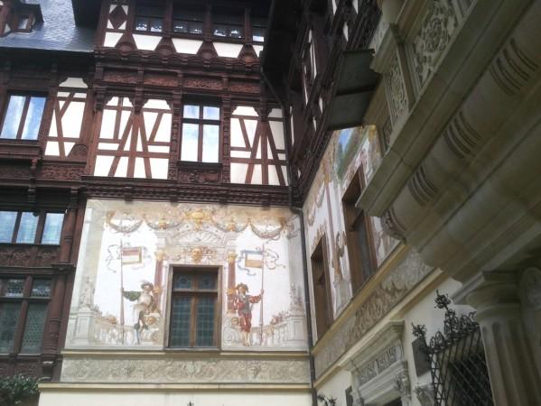 Sinaia château Peles 9c