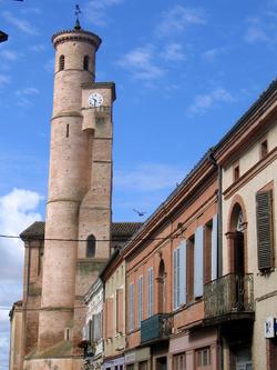 Chemin d'Arles 2008 - Giscaro (31km)