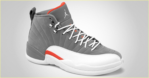 "Air Jordan XI RETRO 2012 ""Cool Grey"""