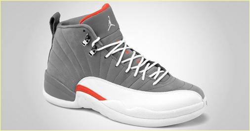 """Air Jordan XI RETRO 2012 """"Cool Grey"""""""