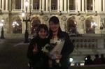 Mai 2009 Noriko arrive à Paris