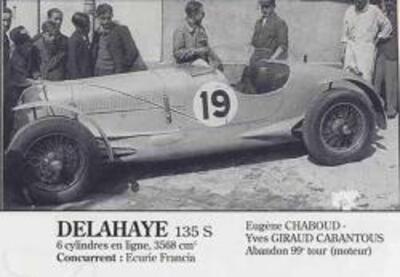 Delahaye III