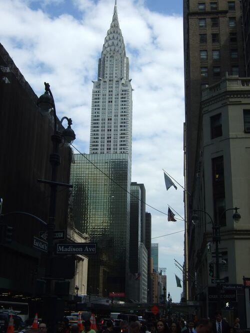 NEW YORK 2016- Jour 2- Bryant Park et autres