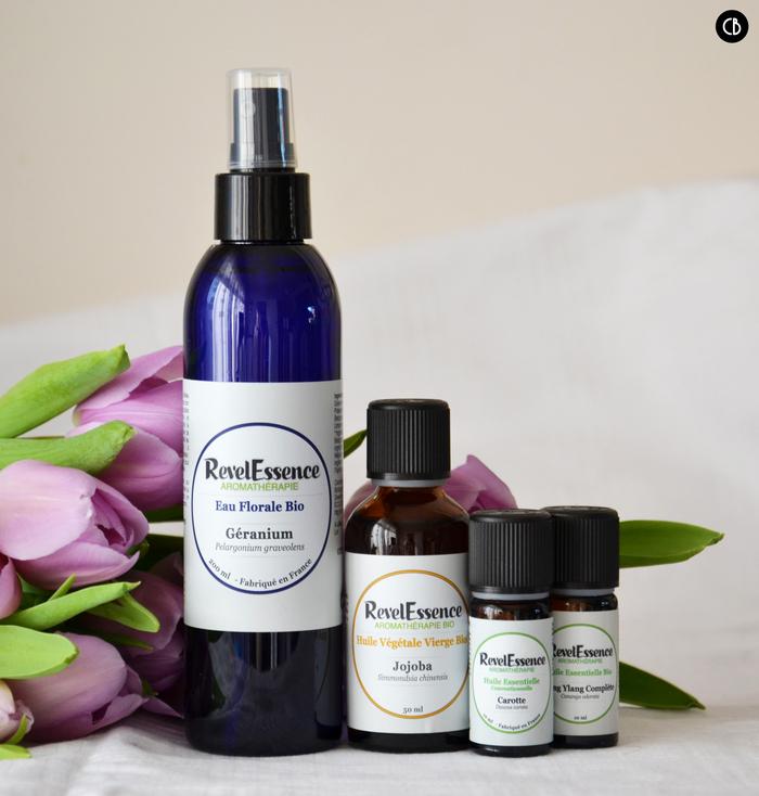 Soigner sa peau avec des huiles essentielles et végétales, c'est possible!